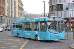 Arriva North West 3048 MX10DAA (Will Swain) Tags: liverpool 17th march 2018 bus buses transport travel uk britain vehicle vehicles county country england english north west merseyside city centre arriva 3048 mx10daa