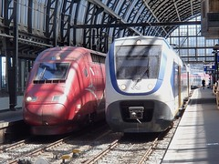 P7031666a Asd (HenryTransport) Tags: spoor treinen spoorwegen trains railways amsterdam amsterdamcs thalys