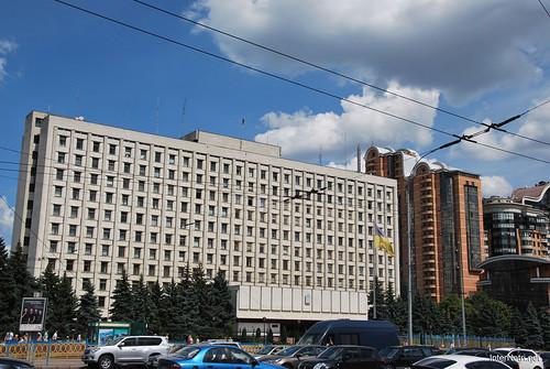 Київ, бульвар Лесі Українки  InterNetri Ukraine 258