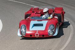 Alfa Romeo 33 Spyder Biposto (paolo-grasso) Tags: vernasca silverflag paolograsso heritage sport car nikon nikkor salita auto storiche classic alfa romeo 33 spyder biposto