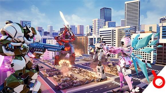 《覆蓋:機械城亂斗》12月4日登陸三大平台