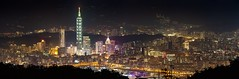 Taipei City. Taiwan (agapicture) Tags: taiwan taipei taipei101 nightscape night sky city 101