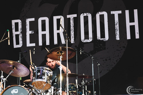 Beartooth - 06.16.18 - Hard Rock Hotel & Casino Sioux City