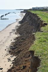 DSC_0154 (.Martin.) Tags: happisburgh coast norfolk sea seaside beach coastal erosion cliff cliffs cley sand rock