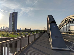 Frankfurt European Central Bank (Aviller71) Tags: frankfurt architecture architektur germany deutschland skyscrapers skyline europeancentralbank ecb ezb