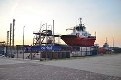 RT Evolution en SD Jacoba (Hugo Sluimer) Tags: portofrotterdam port haven nlrtm zuidholland nederland holland onzehaven