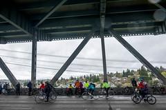 DSCF9908 (LEo Spizzirri) Tags: 99 bicycle bike bikes cascadebicycleclub emeraldcityride i5 jonathon mary race seattle viaduct