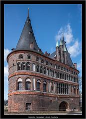 Hostentor, Hansestadt Lübeck, Germany (Dierk Topp) Tags: a7r a7rii a7rm2 canontse24mm35ii ilce7r ilce7rii ilce7rm2 luebeck sonya7rii architecture architektur lübeck sony