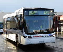 3312AO (damoN475photos) Tags: 3312ao 12 donric group sunbury bus service scania k280ub volgren optimus 2018