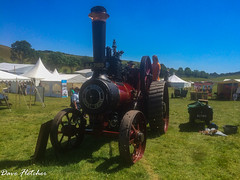 A Burrell Steam Engine (Meon Valley Photos.) Tags: chalke valley history festival a burrell steam engine ngc