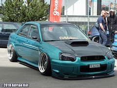 Subaru Impreza GD (Adrian Kot) Tags: subaru impreza gd
