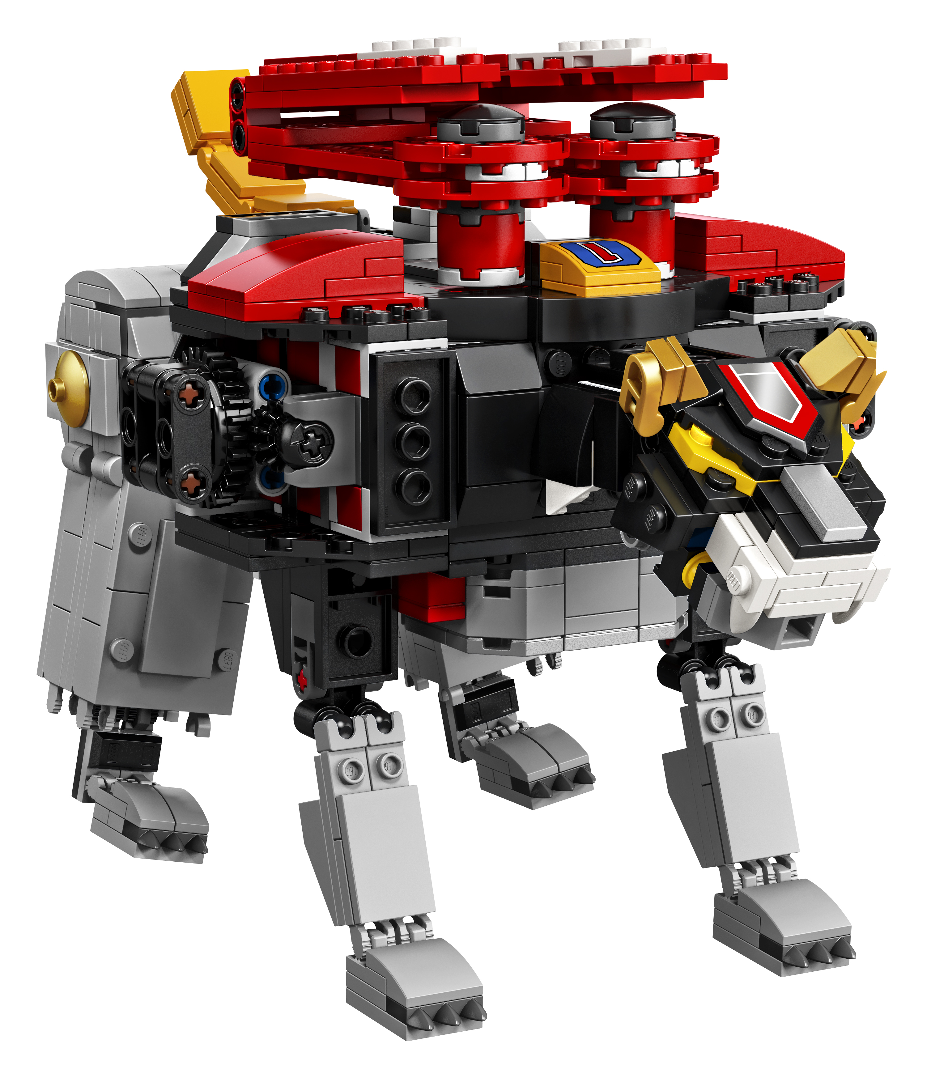 LEGO® Ideas 21311 Voltron NEU NEW OVP MISB