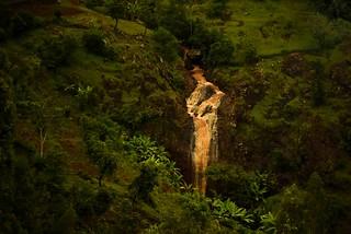 Falls on Saware Rd.
