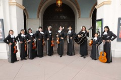 Mariachi Femenil of the Boyle Heights Mariachi Conservatory