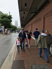 "Walking to the Cubs Game • <a style=""font-size:0.8em;"" href=""http://www.flickr.com/photos/109120354@N07/42412973594/"" target=""_blank"">View on Flickr</a>"