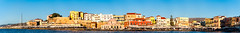 Chania, Crete (Kevin R Thornton) Tags: d90 crete travel architecture mediterranean greece panorama harbour chania nikon gr
