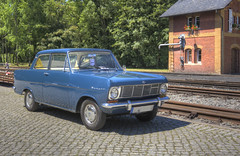Westbesuch (wolf238) Tags: opel kadett pkw car steinbach presnitztal classiccar oll dersie
