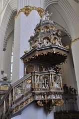 Pulpit (Ryan Hadley) Tags: pulpit stmaryschurch marienkirche church rostock germany europe