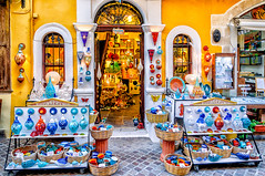 Chania, Crete (Kevin R Thornton) Tags: d90 nikon travel shop city greece mediterranean architecture chania crete creteregion gr