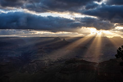 9_GrandCanyonLandscapeSunrise2 (Justin Bartels) Tags: grandcanyon nationalpark arizona southwest usa landscape sunrise sunset cloudscape clouds dramaticsky epic outdoors nature hiking