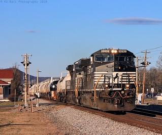 NS 175 at Spring City, TN