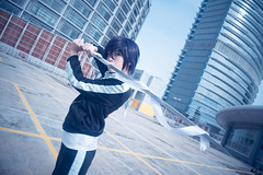 Yato (bdrc) Tags: 24mm a7iii alpha alphauniverse asdgraphy cosplay f28 fullframe girl mall manual noragami olympus paradigm parking people portrait prime relyss rooftop sony sonyalpha sonyimages sonyphotography space wideangle yato zuiko
