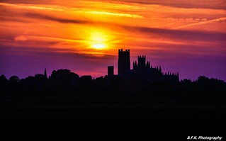 Ely Cathedral Dusk - Explored