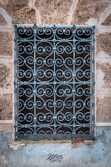 symmetrical (María Martín F) Tags: window ventana hierro iron almeria españa spain symmetrical