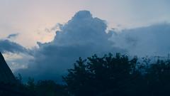 Ghost of Himalaya (Bohdan Tymo) Tags: sky clouds
