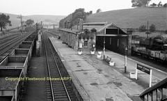 004 Kirkby Stephen East station  (Fleetwood Shawe) 004 (Ernies Railway Archive) Tags: ner lner sdlur kirkbystepheneaststation