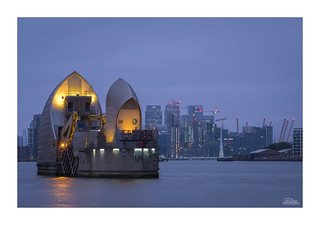 Thames Barrier - Explored!