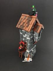 Wizard Hunt (-Matt Hew-) Tags: lego moc castle kingdoms technique joust