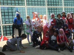 Anime Expo 2018 (bedlamonbalticavenue) Tags: animeexpo anime ax losangelesconventioncenter losangeles lacc california expo 2018