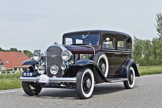 Buick 4-door Sedan 1932 (0050)