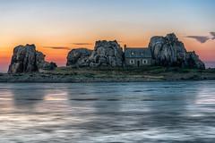 Landscape (Nicolas Pluquet) Tags: landscape mer bretagne sunset sun color sony ilce7m2 a7ii