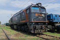 M62-1812 (paw-mor) Tags: trainspotting cargo freight train m62 m621812 st44 stk
