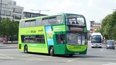 Very Greenline (londonbusexplorer) Tags: reading buses adl enviro 400 1212 du61fvy 703 bracknell heathrow terminal 5 greenline