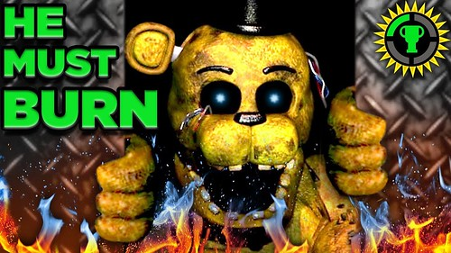 Fnaf 6 Custom Night Wiki - Woxy