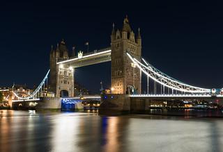 Bridge towers
