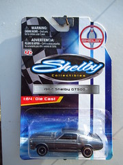 SHELLBY FORD MUSTANG GT 500 .1967 (MAJOR FORDSON) Tags: ford diecast hotwheels fordmustang shelby gear geardup 164