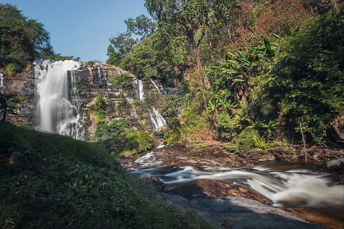 Wachirathan waterfalls