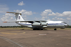 78820_Il-76_UkrainianAF_FFD (Tony Osborne - Rotorfocus) Tags: royal international air tattoo raf fairford riat 2018 illyushin il76 candid il76md ukrainian force ukraine