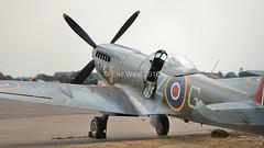 TE311 /SZ-G SPITFIRE BBMF RAF (MANX NORTON) Tags: raf coningsby egxc bbmf dakota lancaster spitfire hurricane chipmunk