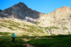Rocky Mountain National Park on Film (seansdi77) Tags: rockymountainnationalpark rmnp black lake green film canonftb ektar kodak hiking hikes