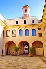 683 - Bastia la Citadelle, Palais des Gouverneurs (Musée de Bastia) (paspog) Tags: bastia corse corsica france mai may 2018 citadelle citadel palaisdesgouverneurs muséedebastia musée museum