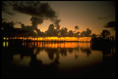 Key West Sunset (Alansflix) Tags: west keywest film olympus