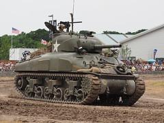 Sherman II M4A1 (Megashorts) Tags: olympus omd em1 mzd 40150mm f28 pro war military armoured armour armor armored fighting bovington bovingtontankmuseum tankmuseum bovingtonmuseum museum thetankmuseum england dorset uk tankfest 2018 tankfest2018 show sunday shermanii m4a1 american usa us ww2 wwii tank