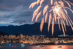 A Bangin' Birthday 🎆🇨🇦 Vancouver, BC (Michael Thornquist) Tags: canadaday2018 canadaday canada151 fireworks pyrotechnics vancouverconventioncentre canadaplace coalharbour vancouverharbour northvancouver barge seaspan tugboat boats yachts northvan lowerlonsdale mtseymour mountsyemour mtseymourprovincialpark northshoremountains ilovevan vancouver britishcolumbia dailyhivevan vancitybuzz vancouverisawesome insidevancouver tourismvancouver veryvancouver 604now photos604 explorecanada ilovebc vancouverbc vancouvercanada vancity pacificnorthwest pnw metrovancouver gvrd canada 500px