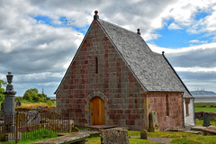 Kirkmichael Church Newhall Point (Joan's Pics 2012) Tags: kirkmichaelchurch newhallpoint balblair theblackisle scotland old new coastal overlooksthecromartyfirth rebuilt explore