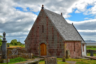 Kirkmichael Church Newhall Point